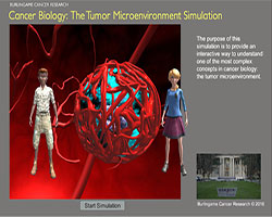 Cancer Microenvironment App